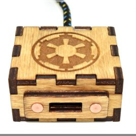 Star Wars USB Extention Cord with 1M(3FT) Durable Knit Nylon Cable. Game gadget