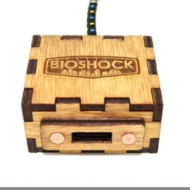 BioShock USB Extention Cord with 1M(3FT) Durable Knit Nylon Cable