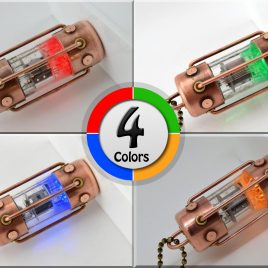Handmade 16/32/64/128GB USB 3.0 ARC Pentode radio vacuum tube usb flash drive. Steampunk/Industrial
