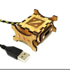 DOTA USB Extention Cord with 1M(3FT)Durable Knit Nylon Cable