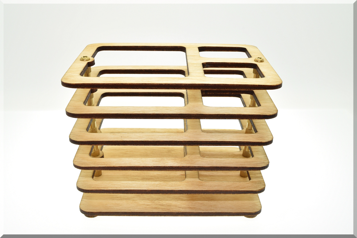 desk wooden organizer wood